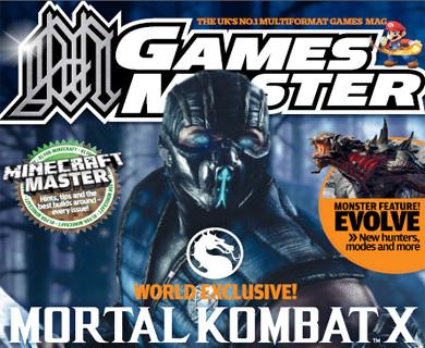 مجله بازی Games Master
