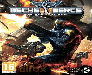دانلود بازی Mechs and Mercs Black Talons برایPC