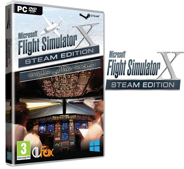 دانلود نسخه فشرده بازی Microsoft Flight Simulator X: Steam Edition برای PC