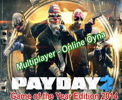 دانلود بازی Payday 2 Game of The Year Edition برای PC
