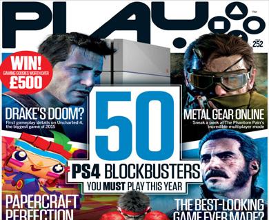 مجله بازی Play UK