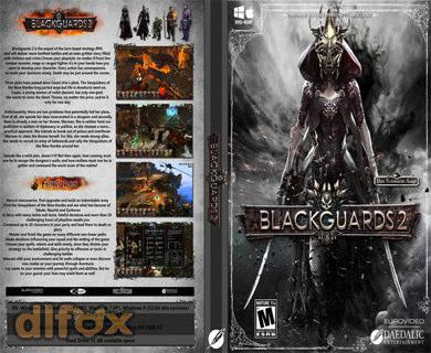 دانلود بازی Blackguards 2 برای PC