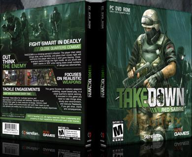 دانلود بازی Takedown Red Sabre برای PC