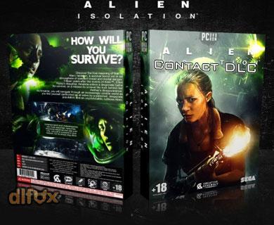 دانلود Contact DLC بازی Alien Isolation Lost