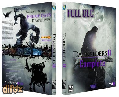 نسخه Complete بازی Darksiders II برایPC
