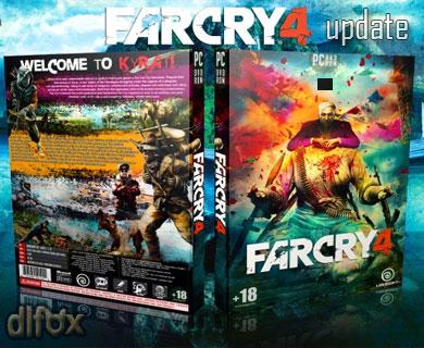 دانلود آپدیت ۱٫۸ بازی Far Cry 4 نسخه ALI213