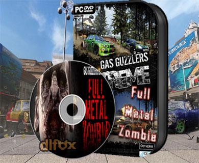 دانلود Full Metal Zombie بازی Gas Guzzlers Extreme