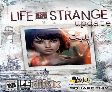 دانلودUPDATE 1 بازیLife is Strange Episode1 برای PC