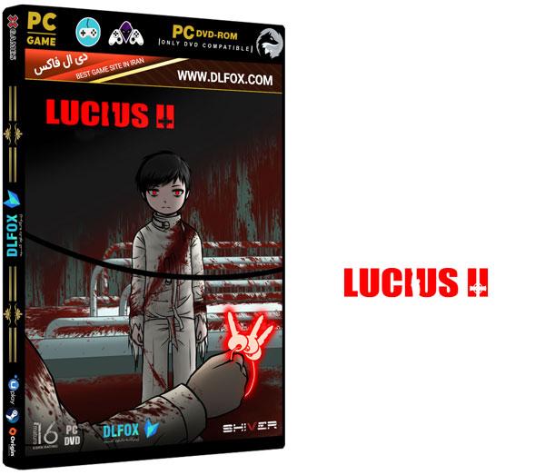 راهنمای قدم به قدم بازی Lucius II برای PC
