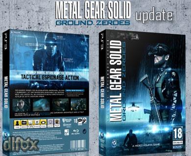 دانلود آپدیت۱٫۰٫۰٫۳ بازی Metal Gear SolidV:Ground Zeroes