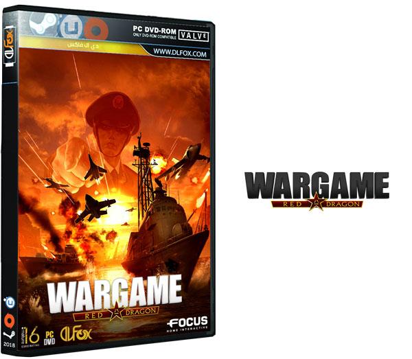 دانلود نسخه فشرده بازی Wargame: Red Dragon 2014 برای PC