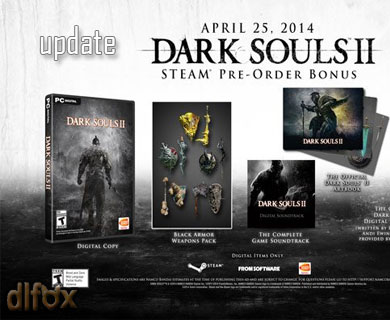 دانلود آپدیت ۱٫۱۰ بازی Dark Souls II