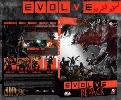 دانلود نسخه فشرده بازی Evolve برای PC