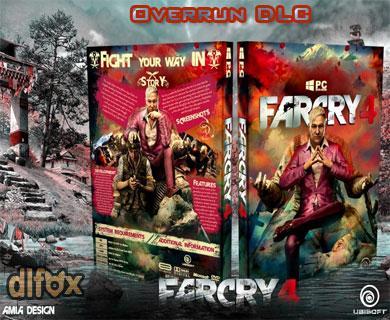 دانلودOverrun DLC بازی Far Cry 4 برایPC