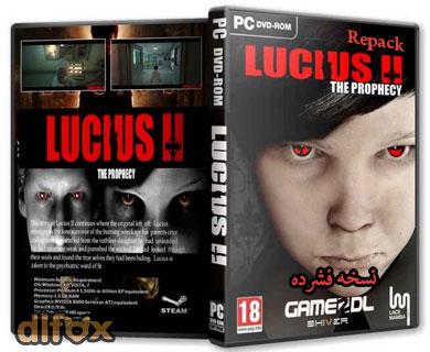 دانلود نسخه فشرده بازی Lucius II برای PC