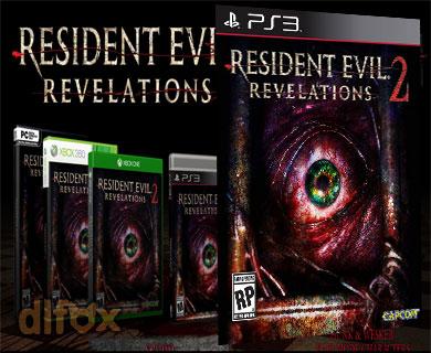 دانلود بازی RESIDENT EVIL REVELATIONS 2 EP1 برایPS3