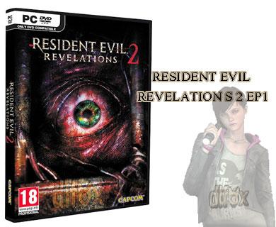 دانلود بازی RESIDENT EVIL REVELATIONS 2 EP1 برایPC