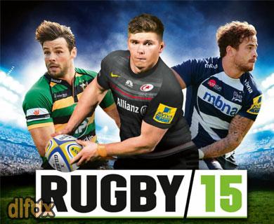دانلود بازی Rugby 15 برای PC