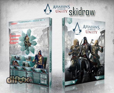 دانلود Update v1.5.0 بازی Assassins Creed Unity نسخه skidrow
