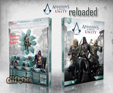 دانلود Update v1.5.0 بازی Assassins Creed Unity نسخه reloaded