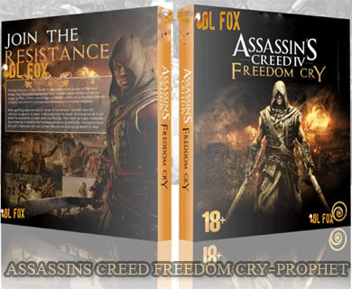 دانلود بازی ASSASSINS CREED FREEDOM CRY برای PC