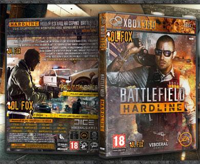 نسخه فشرده بازی BATTLEFIELD HARDLINE برای PC