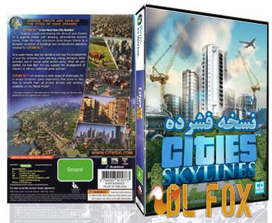 نسخه فشرده Deluxe Edition بازی Cities: Skylines  برای PC