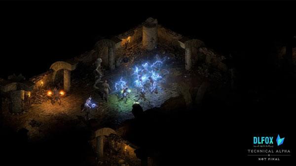 دانلود نسخه فشرده بازی Diablo II: Resurrected برای PC