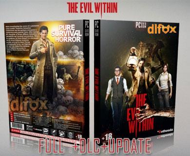 نسخه فشرده بازی The Evil Within برایPC