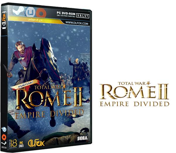 دانلود نسخه فشرده بازی Total War Rome II – Empire Divided برای PC