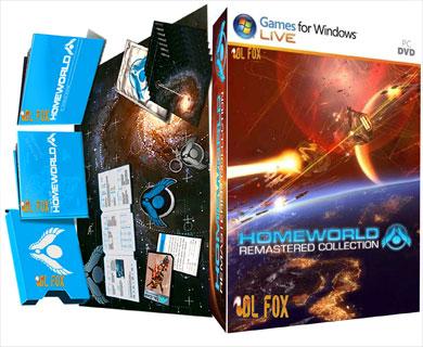 دانلود نسخه فشرده بازی Homeworld Remastered برای PC