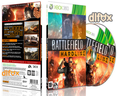 دانلود بازی Battlefield:Hardline برای XBOX360