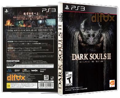 دانلود بازی Dark Souls II: Scholar of the First Sin برایPS3