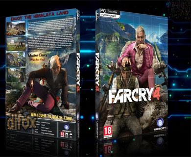 دانلود DLCVALLEY OF THE YETI ADDON بازی FarCry4