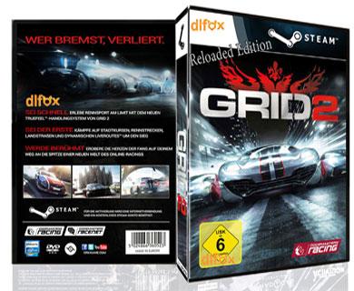 دانلود بازی GRID 2 Reloaded Edition برای PC