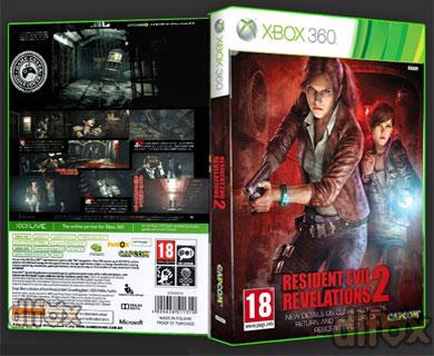 دانلود بازی Resident Evil Revelations 2 Episode 1 برای XBOX360