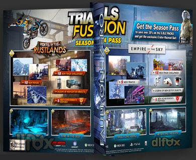 دانلود بازی Trials Fusion: Fault One Zero برای PC