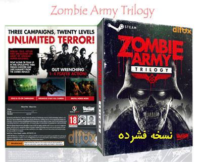 دانلودنسخه فشرده بازی Zombie Army Trilogy  برای PC