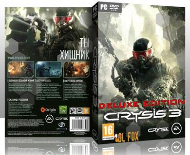 دانلود نسخه فشرده بازی CRYSIS 3 DELUXE EDITION برایPC