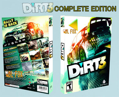 بازی DIRT 3 COMPLETE EDITION برای PC
