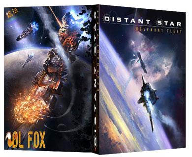 دانلود بازی DISTANT STAR REVENANT FLEET برای PC