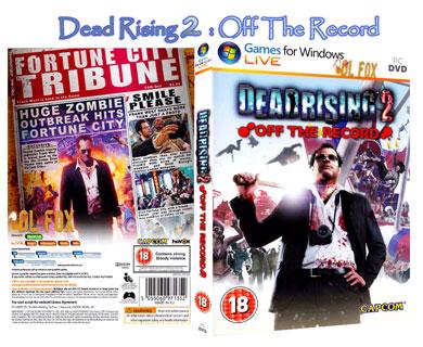 بازی Dead Rising 2: Off The Record برای PC