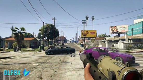 رمز های بازی Grand Theft Auto V