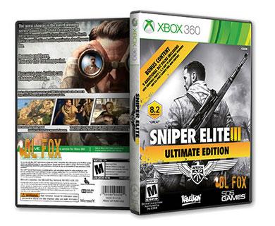 دانلود بازی Sniper Elite III Ultimate Edition برای XBOX360