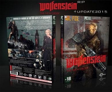 دانلود نسخه فشرده WOLFENSTEIN THE NEW ORDER برای PC