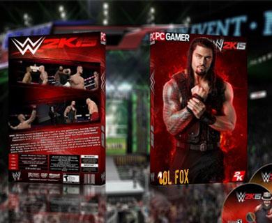 دانلود بازی WWE 2K15 برای PC