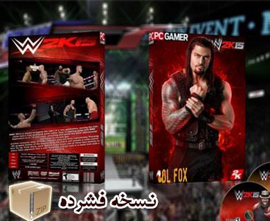 دانلود نسخه فشرده بازی WWE 2K15 برای PC