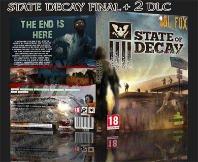 دانلود نسخه فشرده state decay برای PC