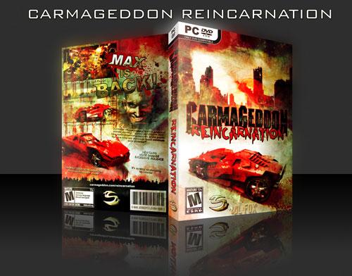 دانلود بازی CARMAGEDDON REINCARNATION برای PC