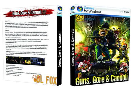 دانلود بازی GUNS GORE AND CANNOLI برای PC